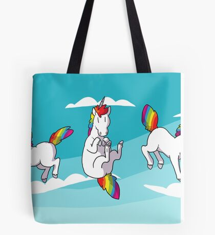 Mini Unicorns Tote Bag