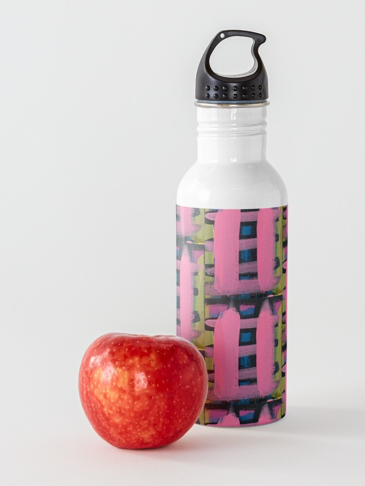 Alternate view of Hashtag Love  Water Bottle