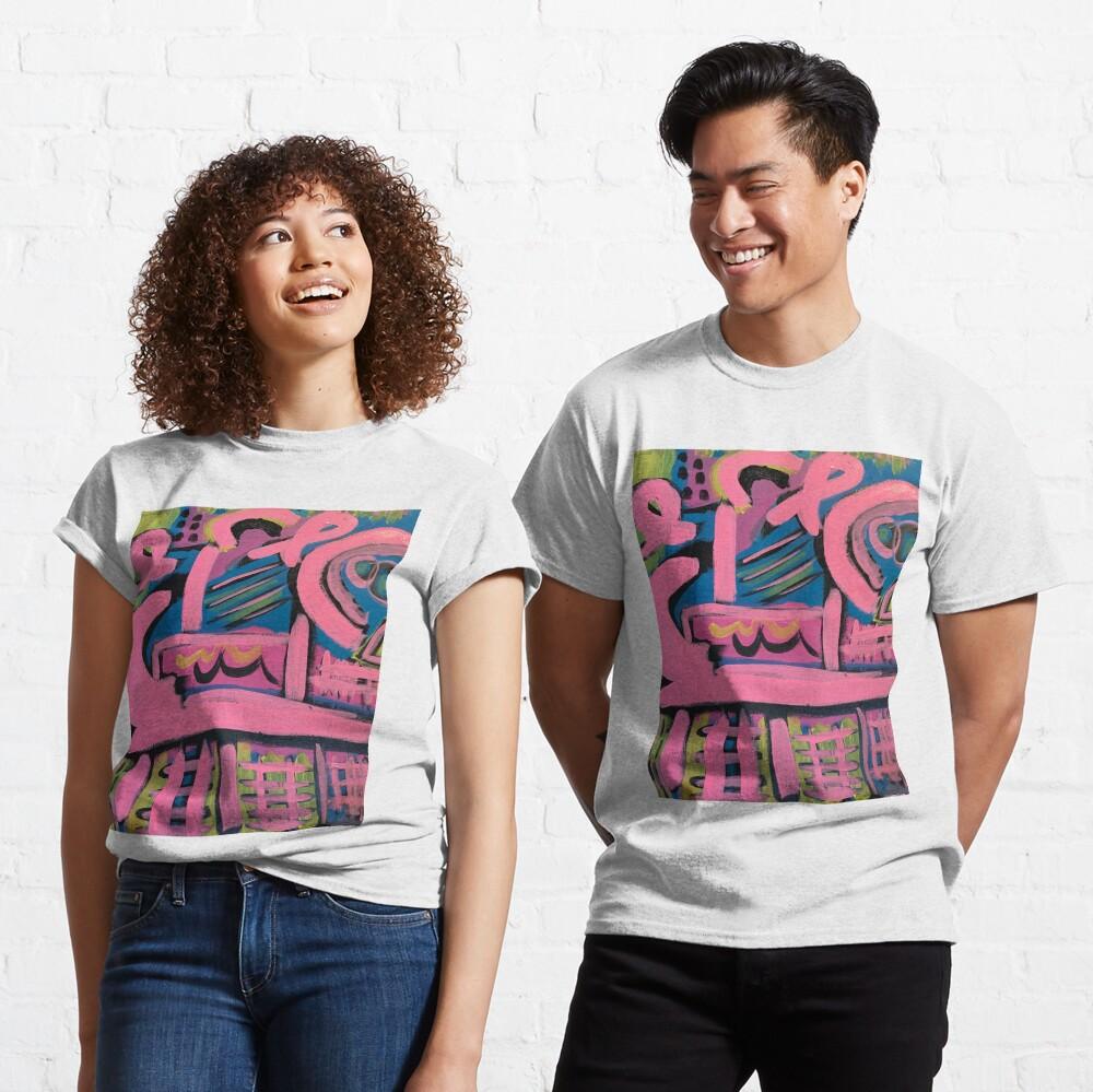 Hashtag Love  Classic T-Shirt