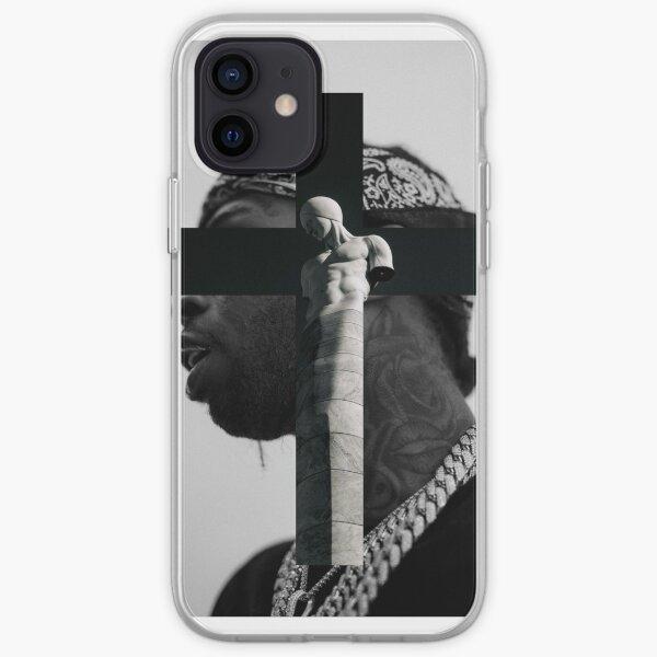pop fumée 2 Coque souple iPhone
