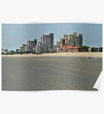 Revere  Beach:   Revere,Mass.USA Poster