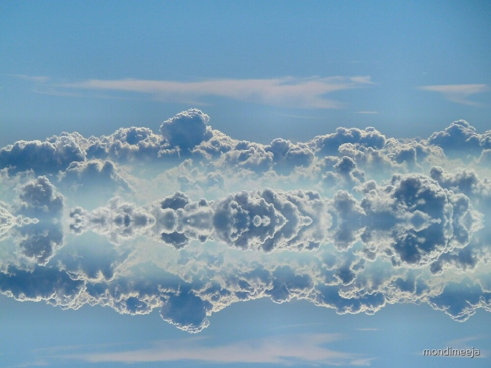 Cloudline symmetry by mondimeeja