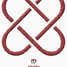 Kramo Bone - Adinkra Symbol by DanielLyons