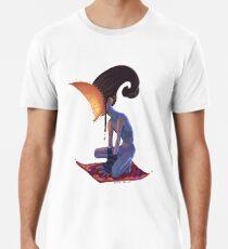 moon mask Premium T-Shirt