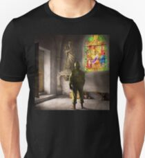 WWII - A prayer for Courage 1940 Unisex T-Shirt