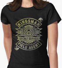 Kingsmen Women's Fitted T-Shirt