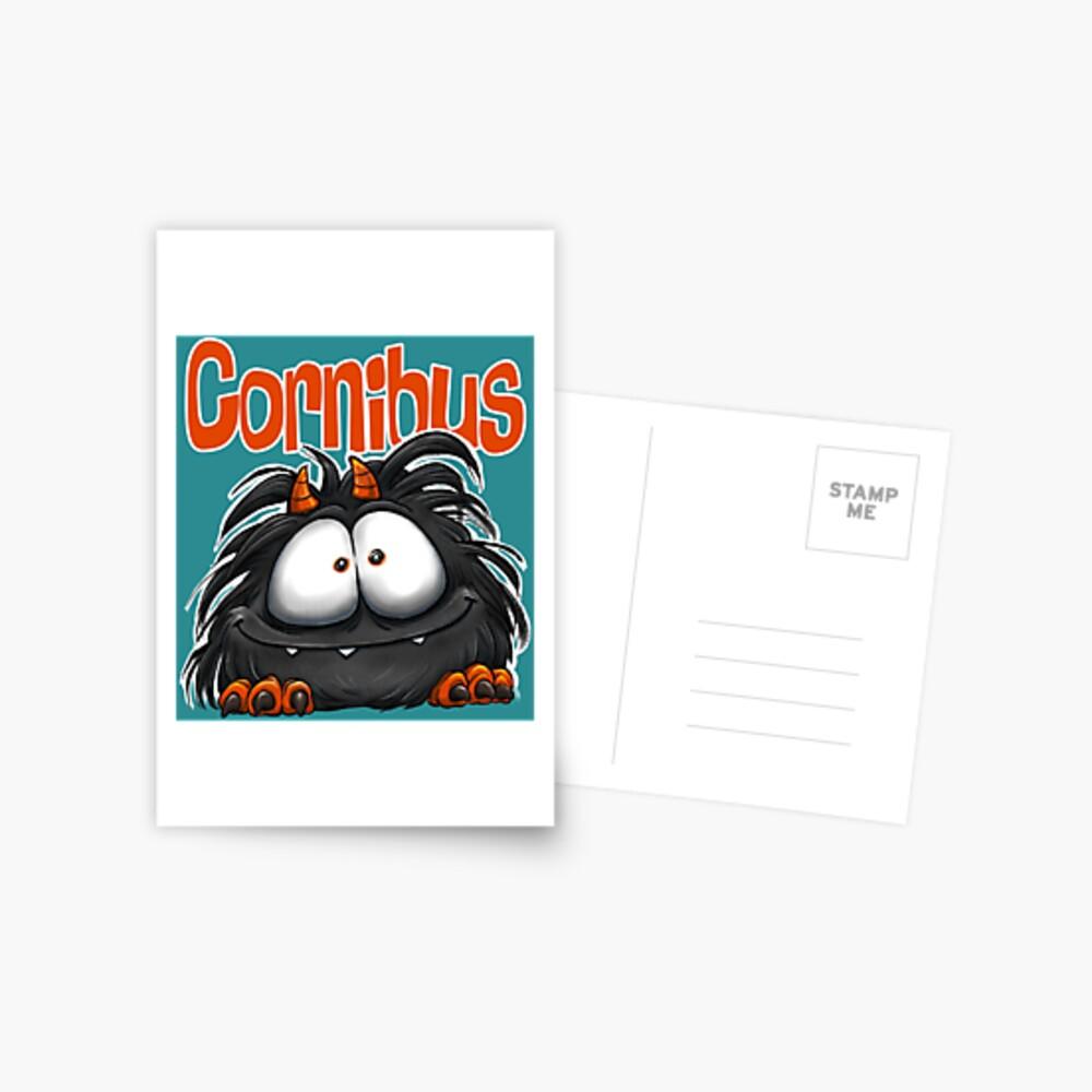 CORNIBUS SUPERSTAR Postkarte