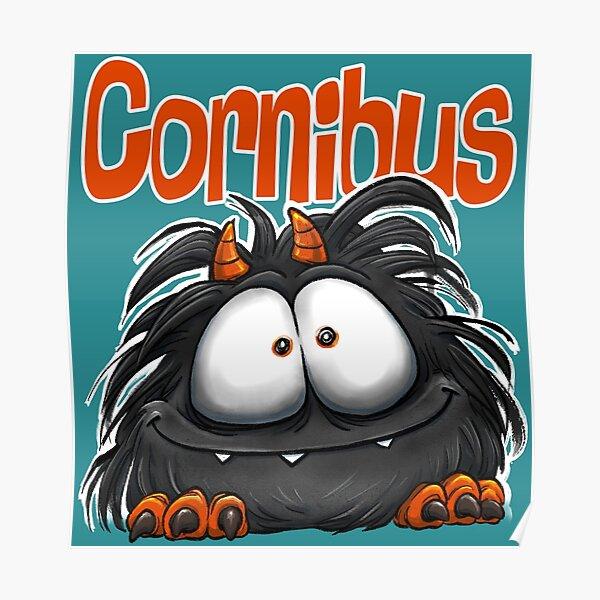CORNIBUS SUPERSTAR Poster