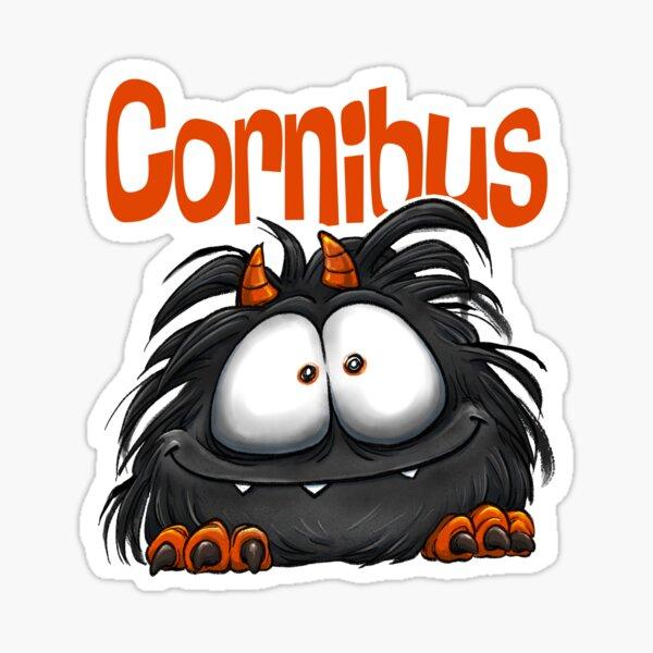 CORNIBUS SUPERSTAR Sticker