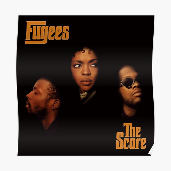 New Custom Silk Poster The Fugees Wall Decor