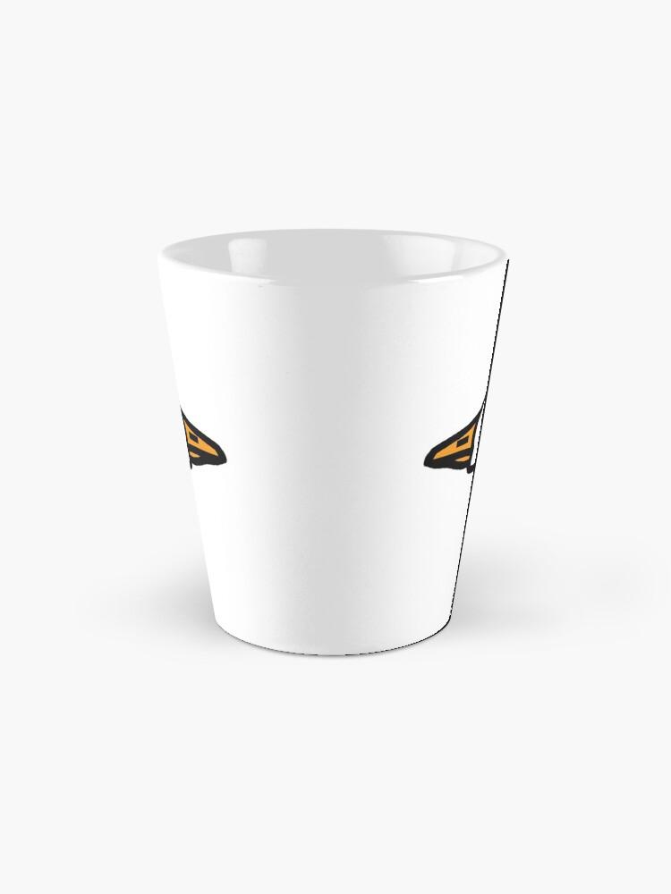 Alternate view of Portrait of a Goose Mug