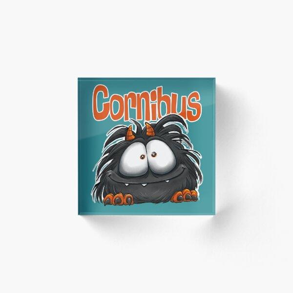 CORNIBUS SUPERSTAR Acrylblock