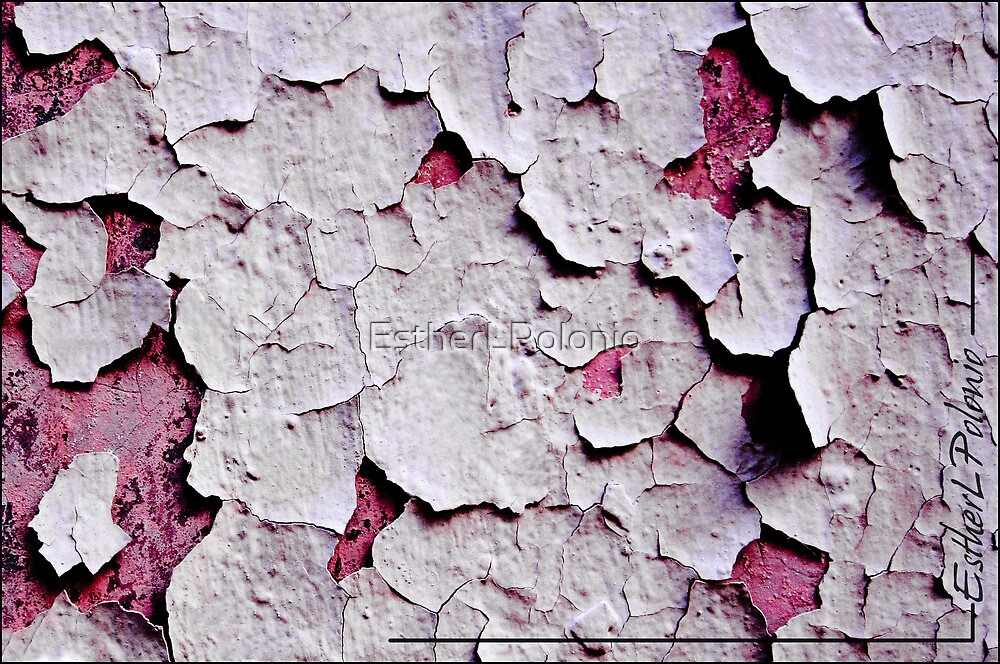 CRACKED PINK by EstherLPolonio