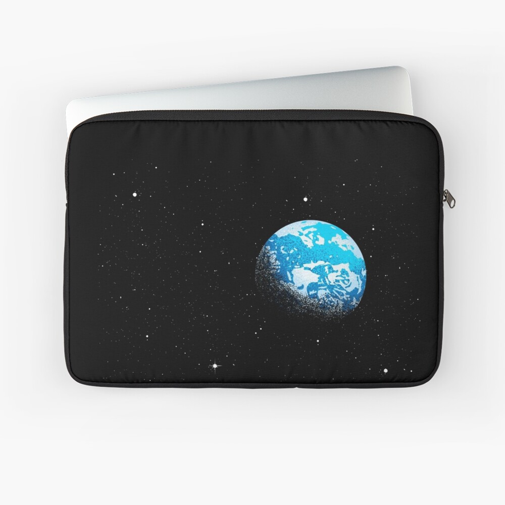 From the Moon Laptop Sleeve