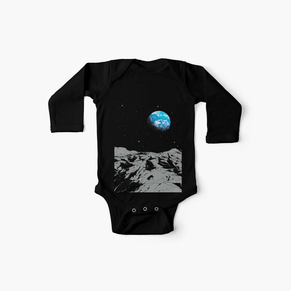 From the Moon Baby One-Piece