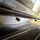 Atlanta Escalator 2 by Allison  Flores