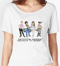 Saturday Morning Death Proof Women's Relaxed Fit T-Shirt