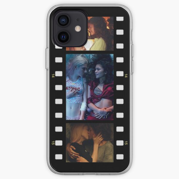 rue and jules on film  iPhone Soft Case