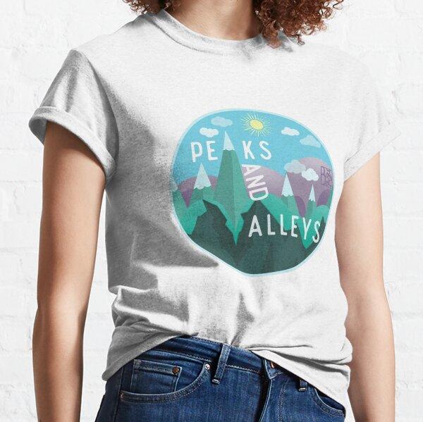 Peaks & Valleys Classic T-Shirt