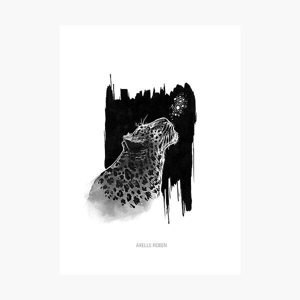 Ink 2019 - Leopard Photographic Print