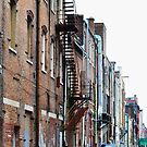 Lovely Alley  by DearMsWildOne