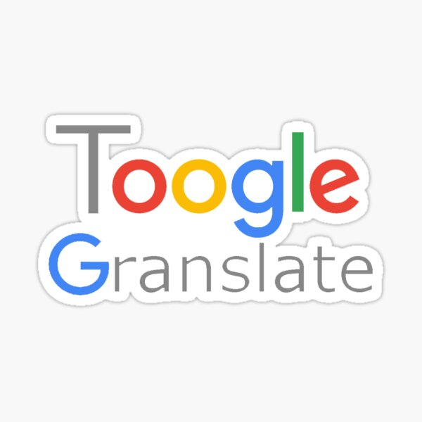 Google Translate Gifts Merchandise Redbubble