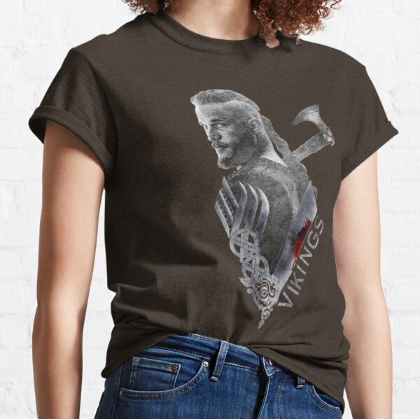 Vikings - Ragnar Lothbrok T-shirt classique