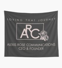 Alexis Rose Communications Tapestry