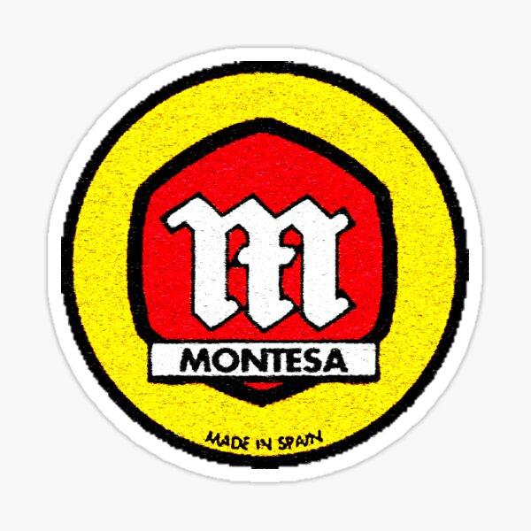 MONTESA TAZ Sticker  vinyle laminé