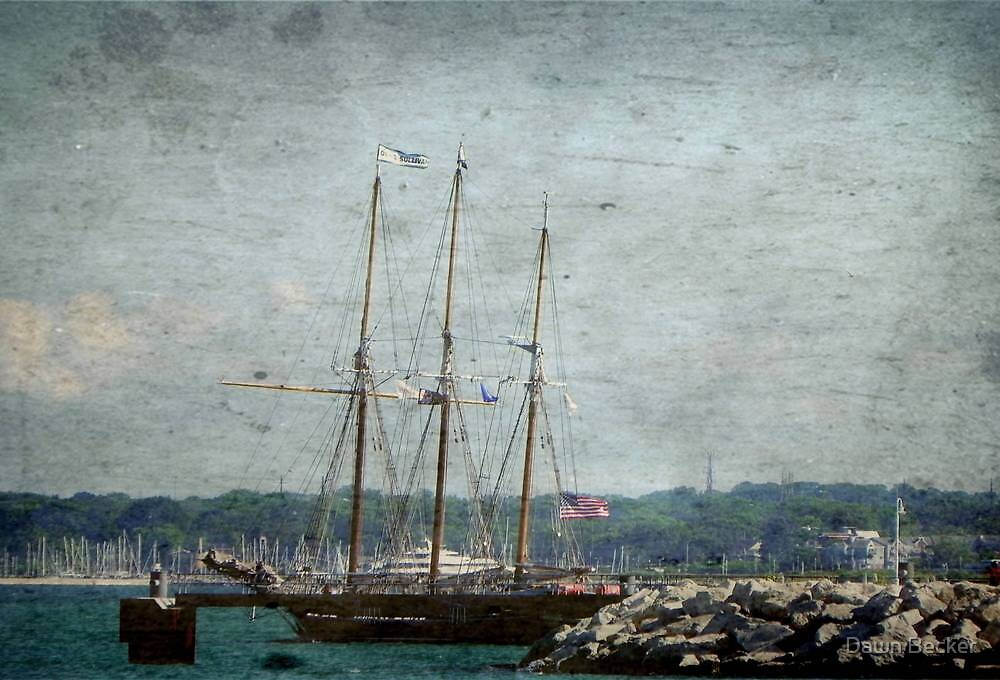 Pirates Ship © by Dawn Becker