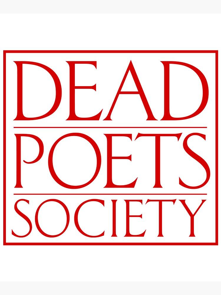Dead Poets Society by DesignsULove