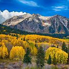 Colorado Rocky Mountain Autumn Season Beauty by Bo Insogna