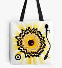 -SUNFLOWER SOUNDSYSTEM- Tote Bag