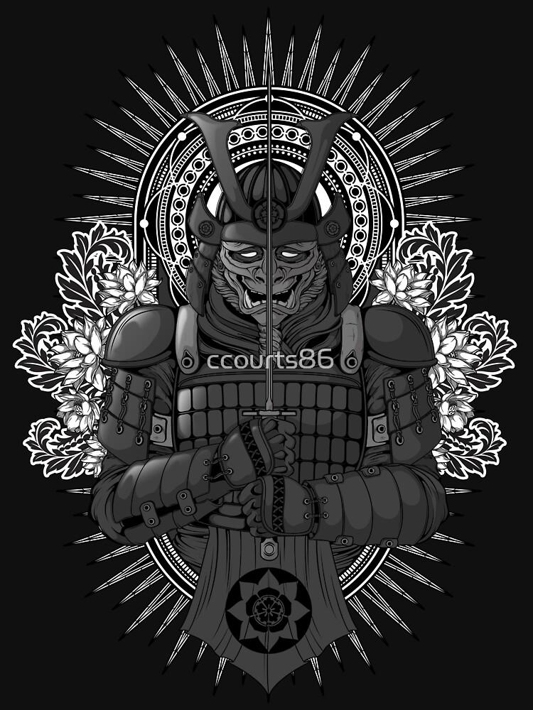 The Lotus Warrior | Unisex T-Shirt