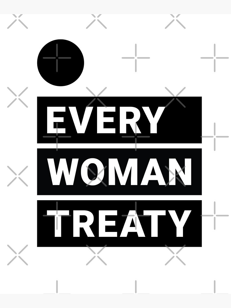 English Every Woman Treaty by WomanTreaty