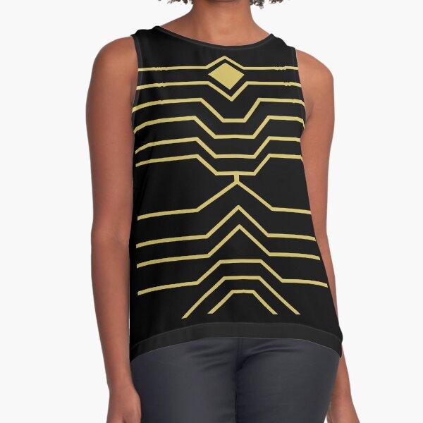 Hawks BNHA Cosplay Shirt (Anime Version) Sleeveless Top