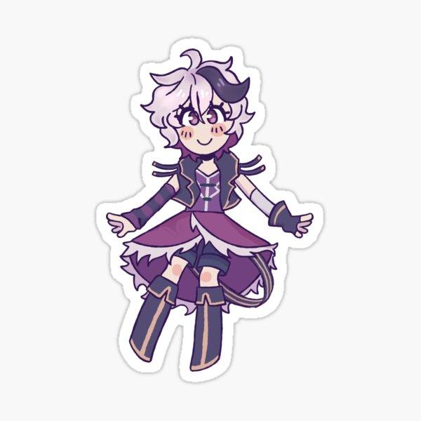 V4Flower Sticker Vocaloid Sticker Sticker