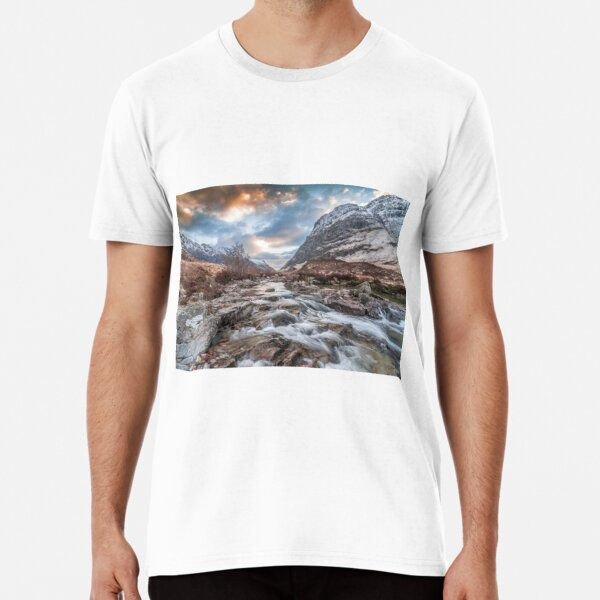 rapids sunrise Premium T-Shirt