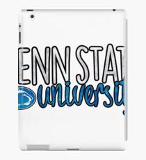 Penn State Nittany Two Tone iPad Case/Skin
