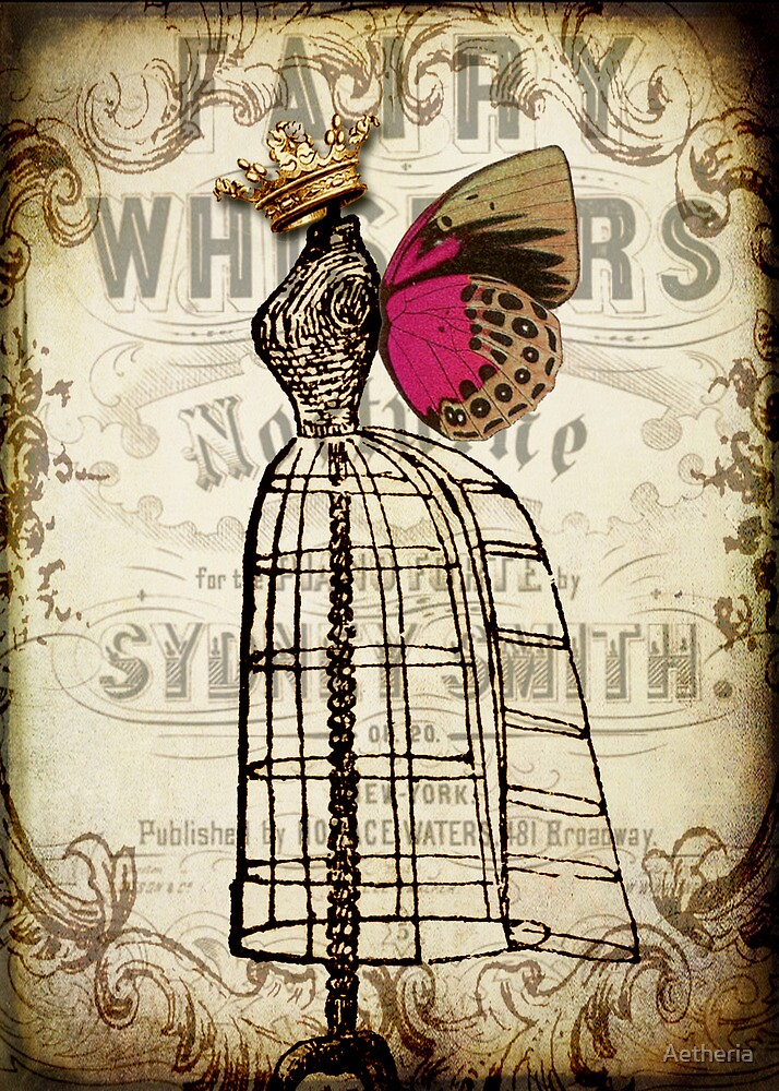 Fairy Godmother's Boudoir II by Debbie-Anne Parent