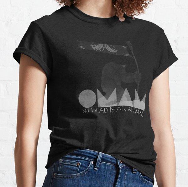 Dreckige Pfoten Classic T-Shirt