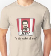 A Big Bucket of Kev Unisex T-Shirt