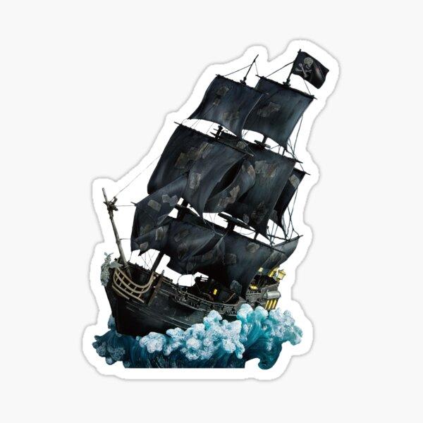 The Black Pearl Sticker