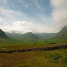 Low Cloud in Langdale by John Hare