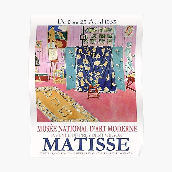 Musée National Matisse Poster