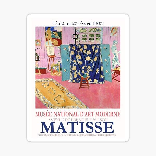 Musée National Matisse Sticker