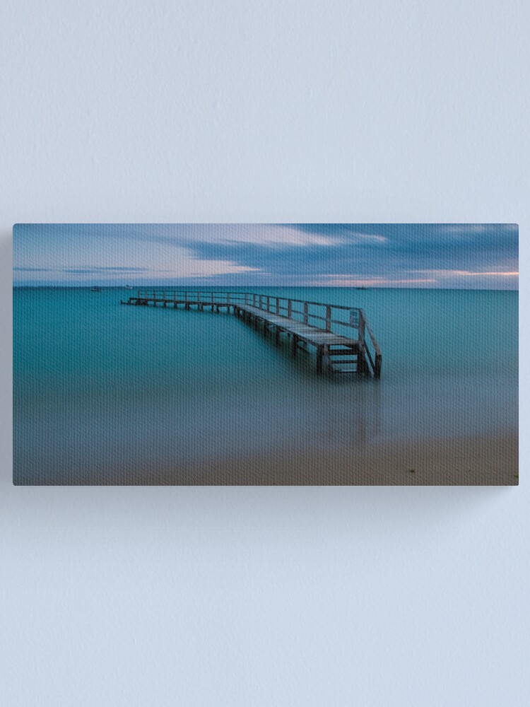 Alternate view of The Morning Waking Up Canvas Print