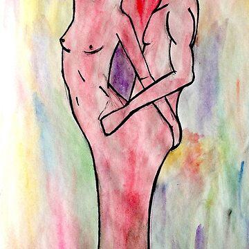Grow In Love Print by bonika