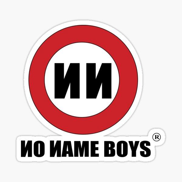 NO NAME BOYS Sticker