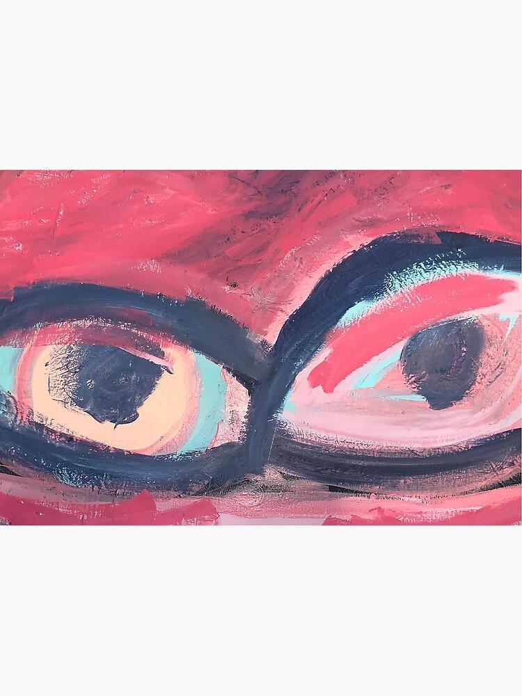 Pink Eye by Margaretmilrose
